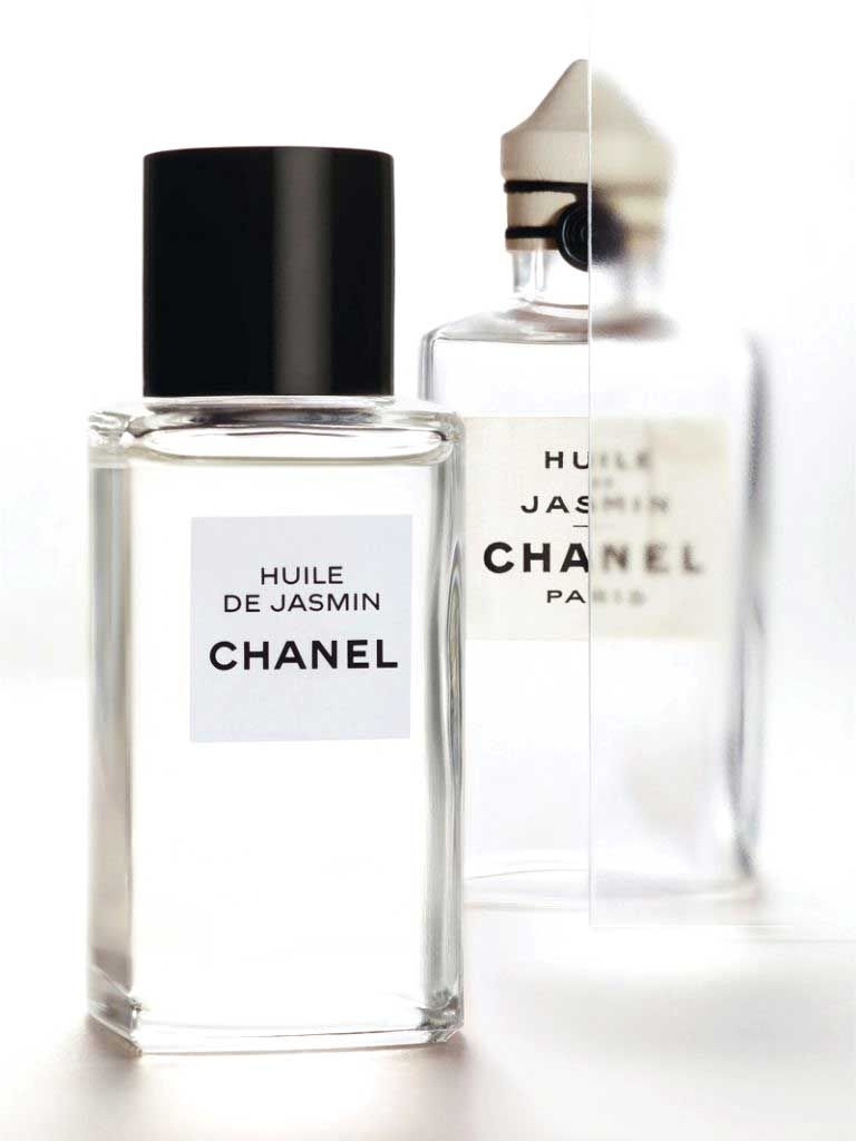 Chanel Huile De Jasmin Oil Infused With Jasmine For The Skin