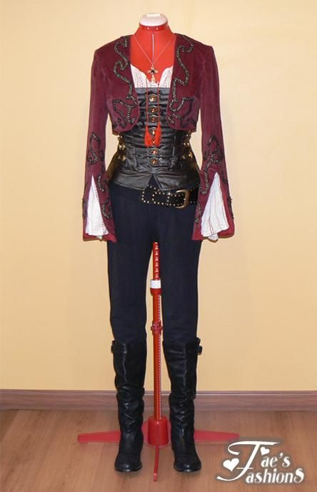 Anna Valeriousu0027 Costume - from  Van Helsing  (2004) - by Faeu0027s Fashions & Anna Valeriousu0027 Costume - from