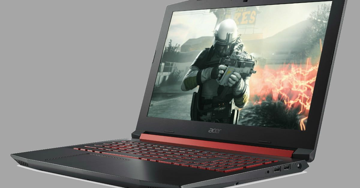 Acer S Faster Nitro 5 Gaming Notebook Offers Gtx 1050 Ti Intel