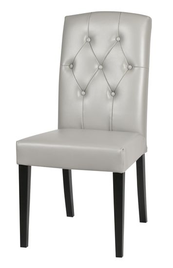 Furniture View All Dining Madison Leather Dining Chair