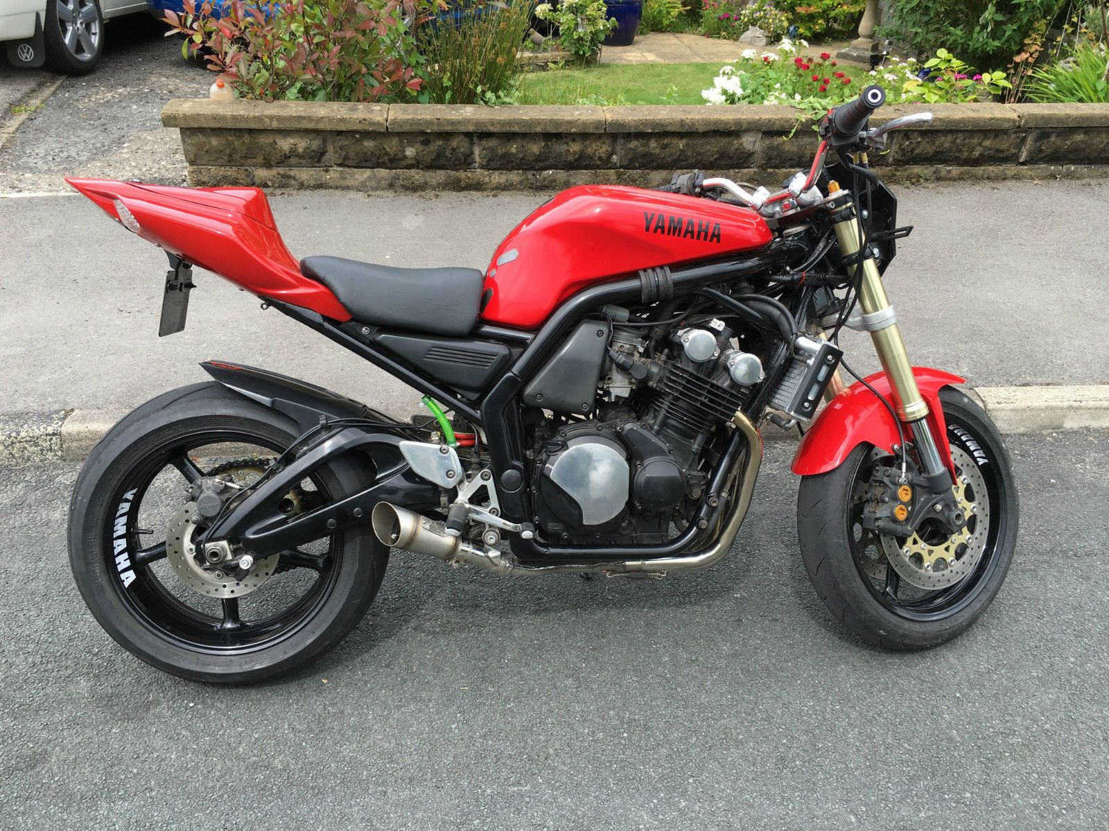 Yamaha Fazer FZS600 Streetfighter | eBay