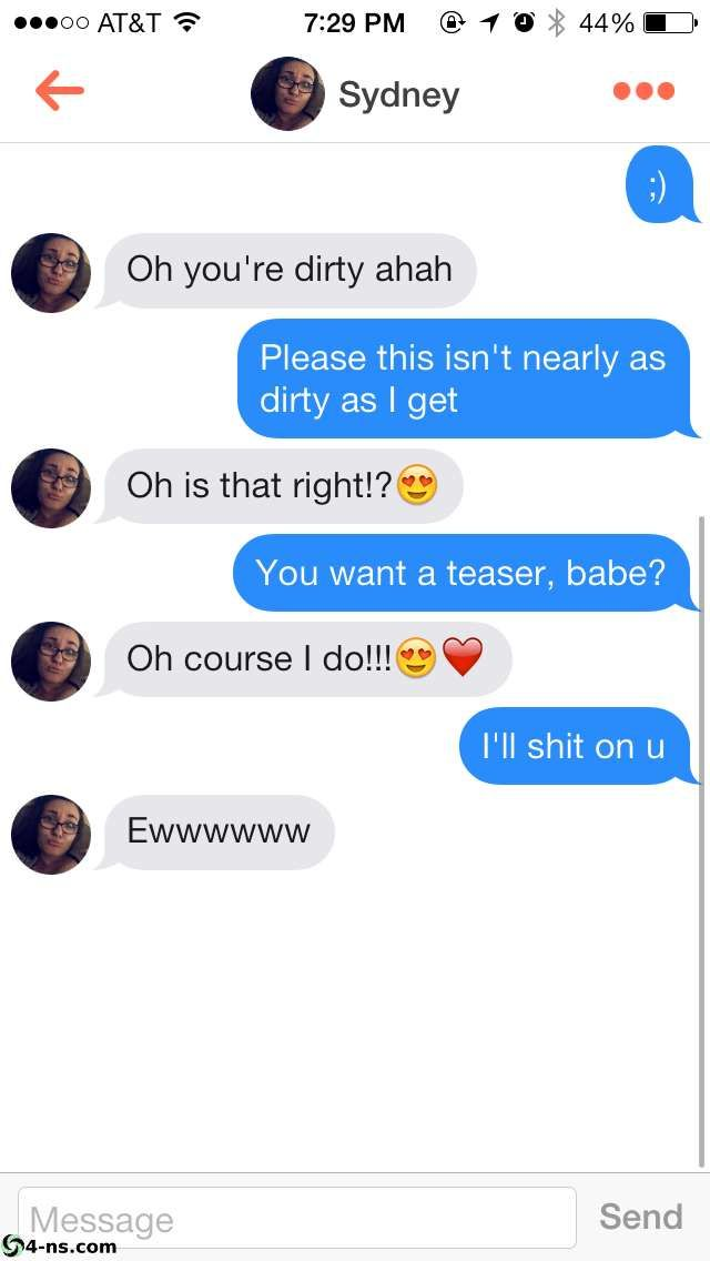 Sign dirty tinder in dating Dirty Tinder
