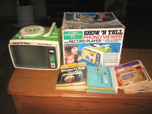 Show N Tell Phonograph Viewer Television Record Player Retro Toy Store Pinterest Phonograph Televisions And Childhood