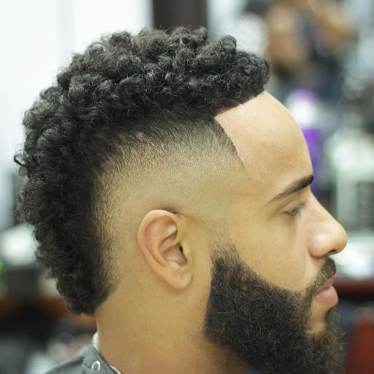 mohawk styles black hair 71 cool s hairstyles mohawks curly and hair cuts 7170