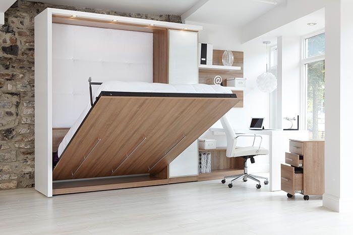 Lits Muraux Lit Escamotables Bedroom En 2019 Lit