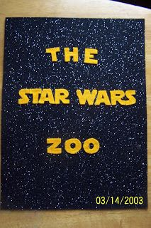 Books N Boys: Star Wars Zoo Quiet Book with Pattern & Instructions!