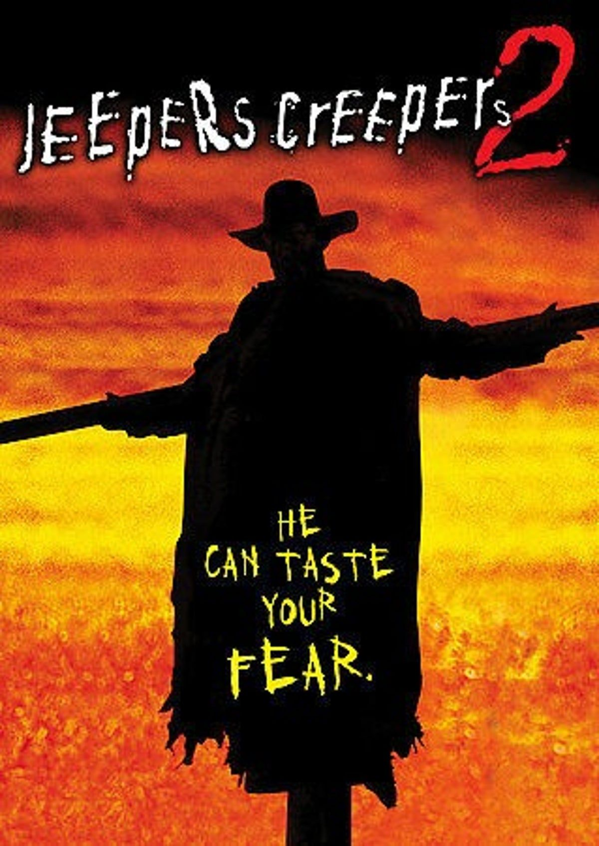 Jeepers Creepers 2 Jeepers Creepers Jeepers Horror Movie Posters