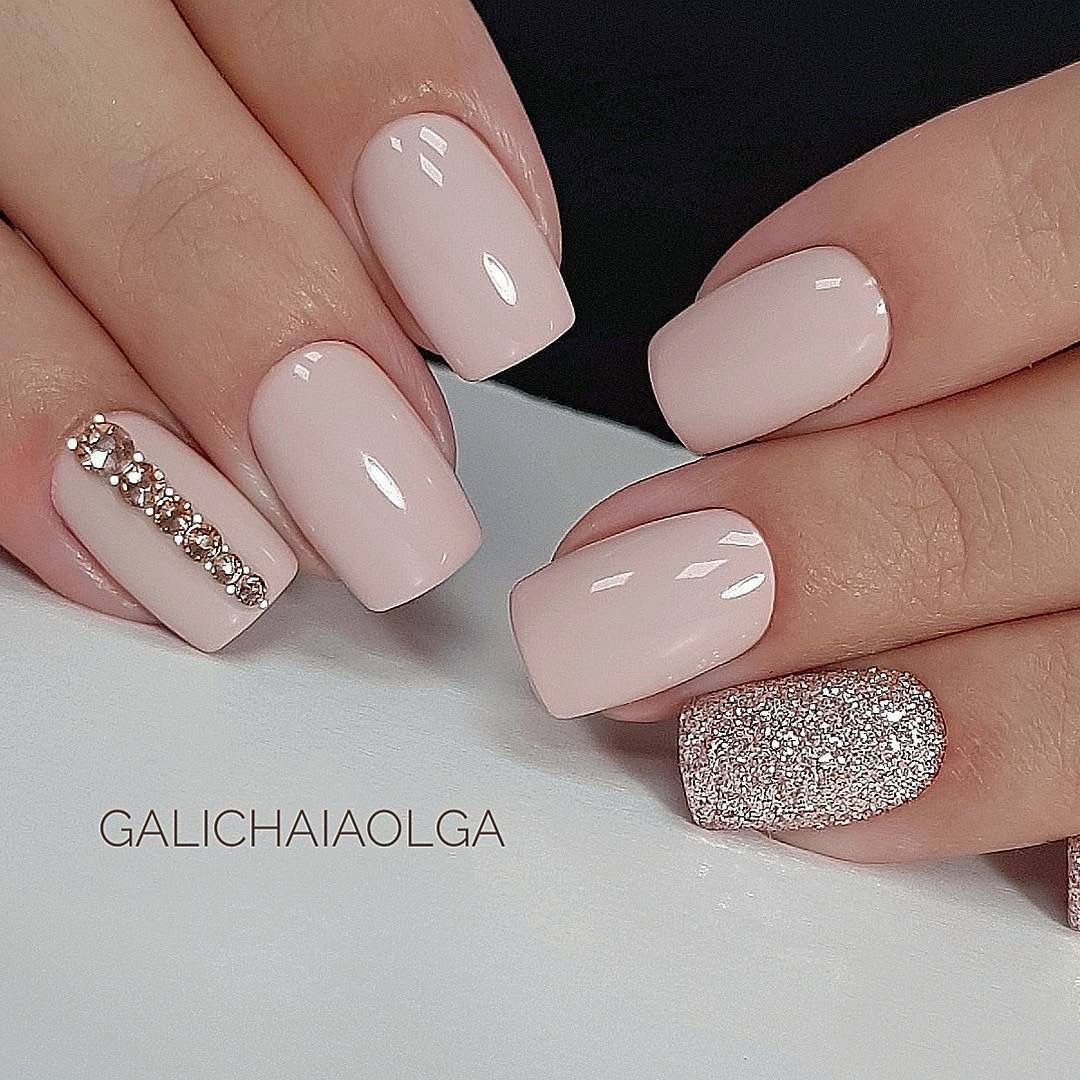 I would nix the gems - but I love the bubble/baby pink color and ...