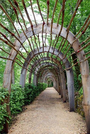 Marqueyssac Gardens, Dordogne Valley, France     #beauty #places #travel