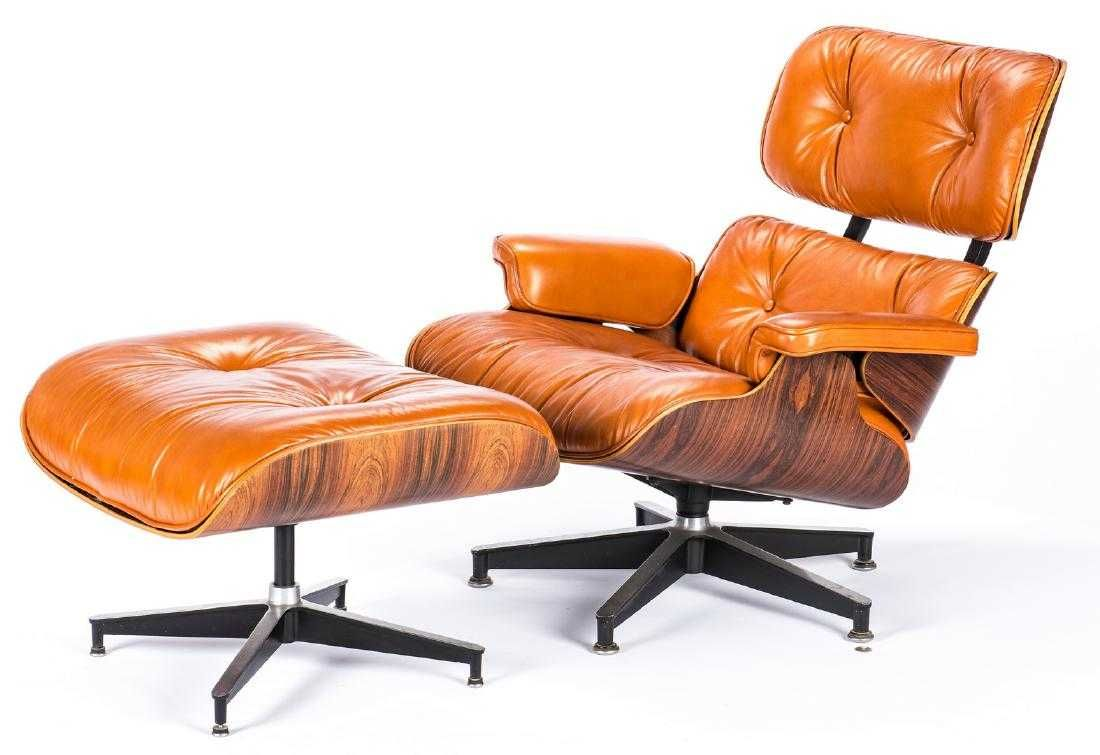 Eames Lounge Chair Ottoman By Herman Miller Eames Lounge Chair