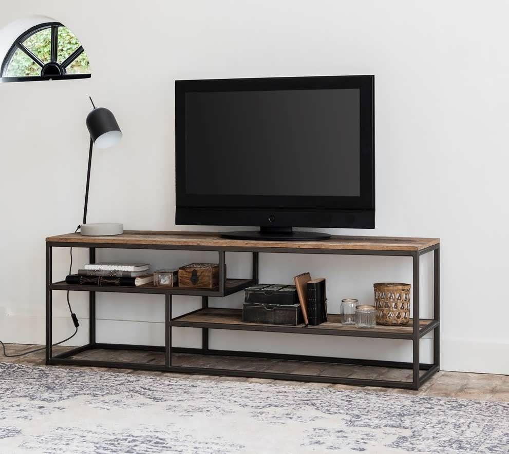 Tv Meubel Gerecycled Teakhout.Orly Tv Meubel Meubels Home Deco En Meubel Ideeen