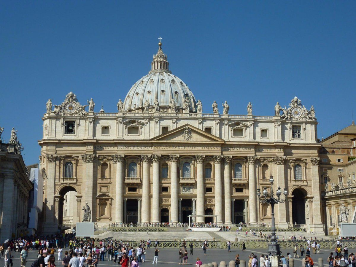top ten largest churches in the world