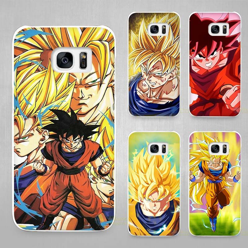coque samsung galaxy s6 dragon ball z