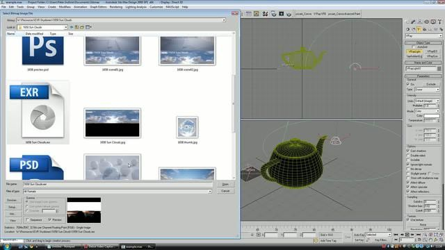 Vray sun hdri link by p guthrie tutorials lighting - 3ds max vray exterior lighting tutorials pdf ...