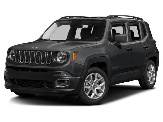 2017 Jeep Renegade Latitude 4x4 Suv Granite Crystal For Sale In