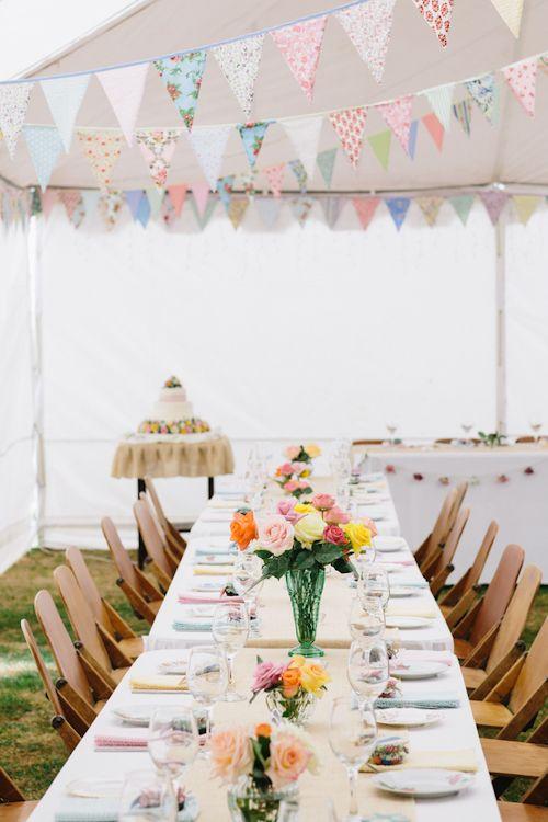 Sweet vintage garden wedding in new zealand pinterest handmade colorful handmade wedding in new zealand with photos by mary sylvia photography inc junebugweddings junglespirit Images