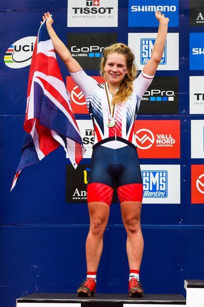 Evie Richards Photos Photos: UCI Mountain Bike & Trials ...