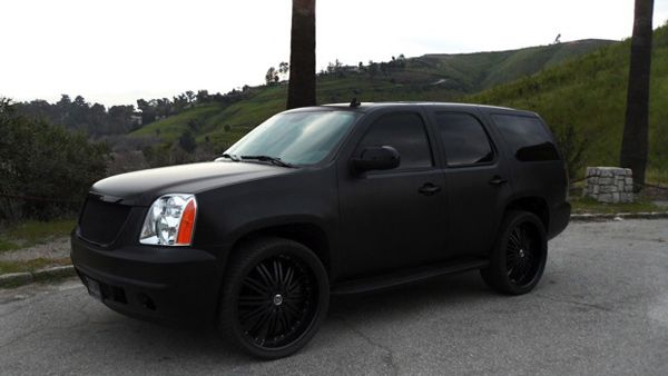 matte black suv gorg | Bikes And Cars | Matte cars, Car wrap