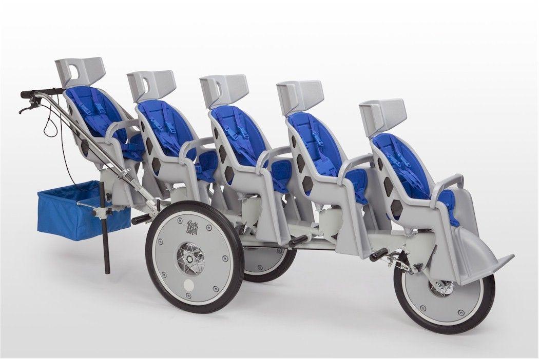 Runabout Quint 5Seater Stroller Quad stroller, Stroller