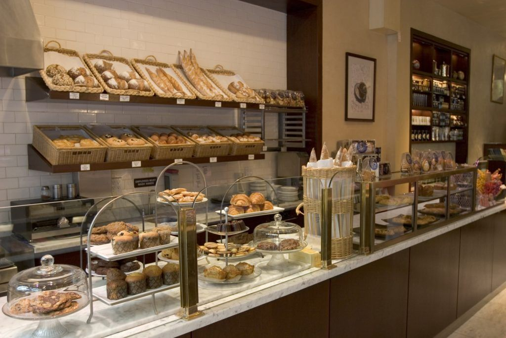 Awesome Interior Design Ideas For Bakery Shop Pictures - Interior ...