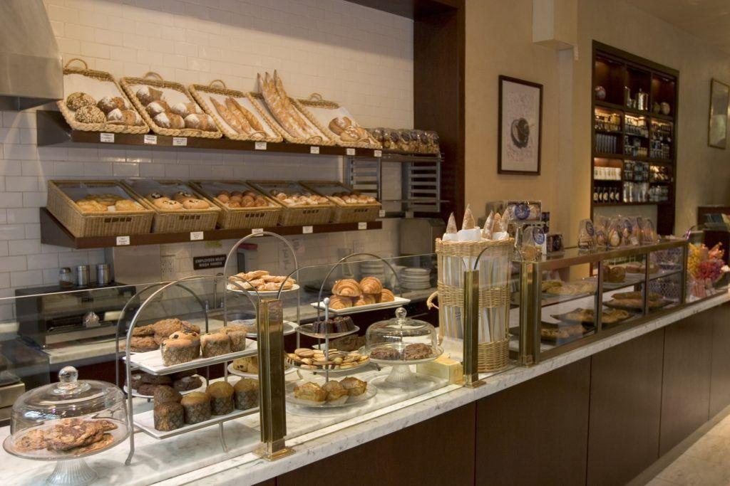 Interior Bakery Design Ideas - menu template design