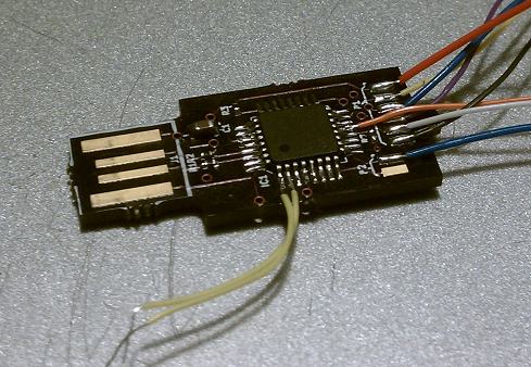 Usbpass A Mooltipass Like Project Projects Microcontrollers Arduino