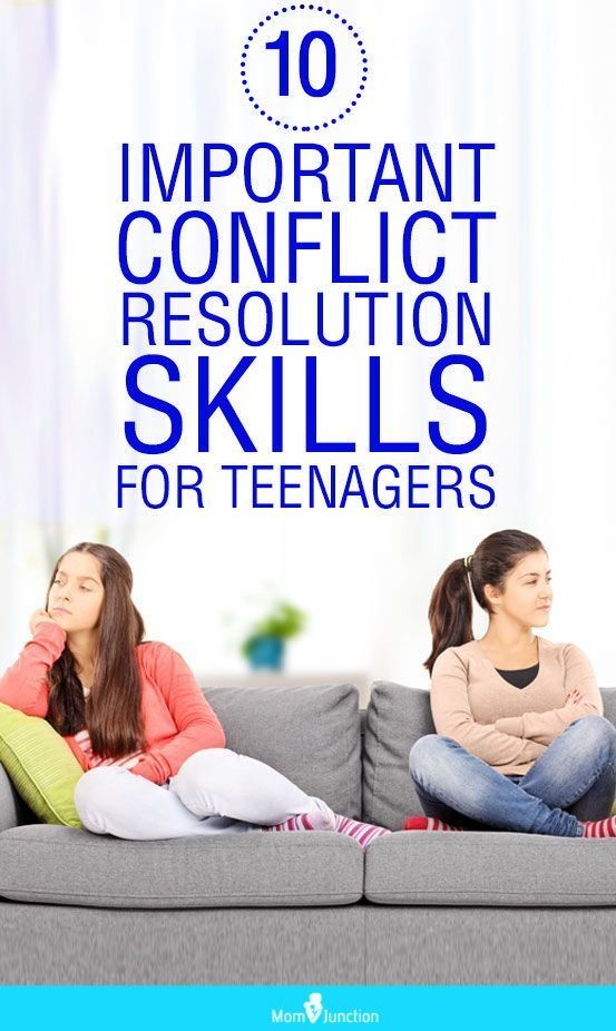 Photo of 10 Important Conflict Resolution Skills For Teenagers
