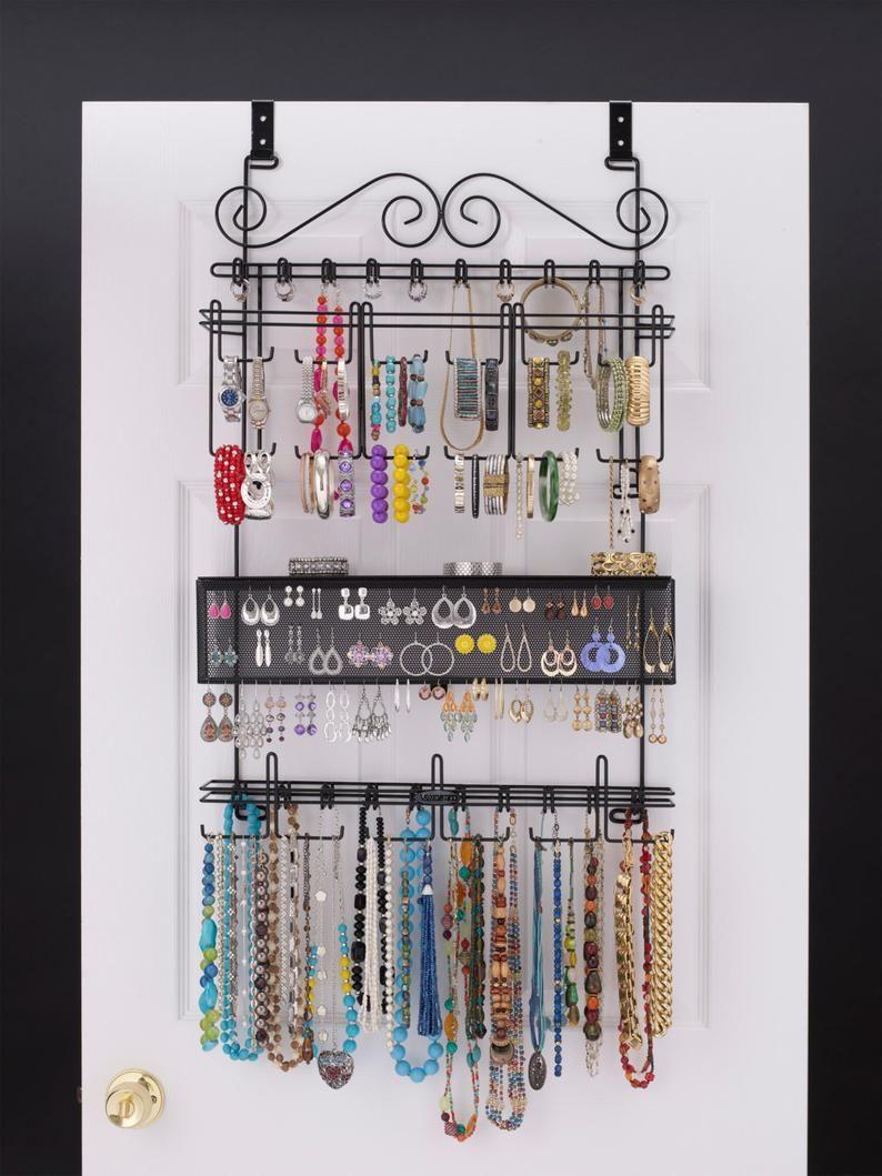 33++ Long stem over the door jewelry organizer information