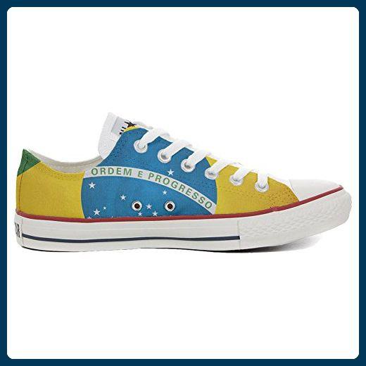 Rabatt Beliebt Genießen Zu Verkaufen Converse All Star personalisierte Schuhe (Custom Produkt) Slim US-Flagge - size EU38 Mys Niedriger Preis Online sDUal