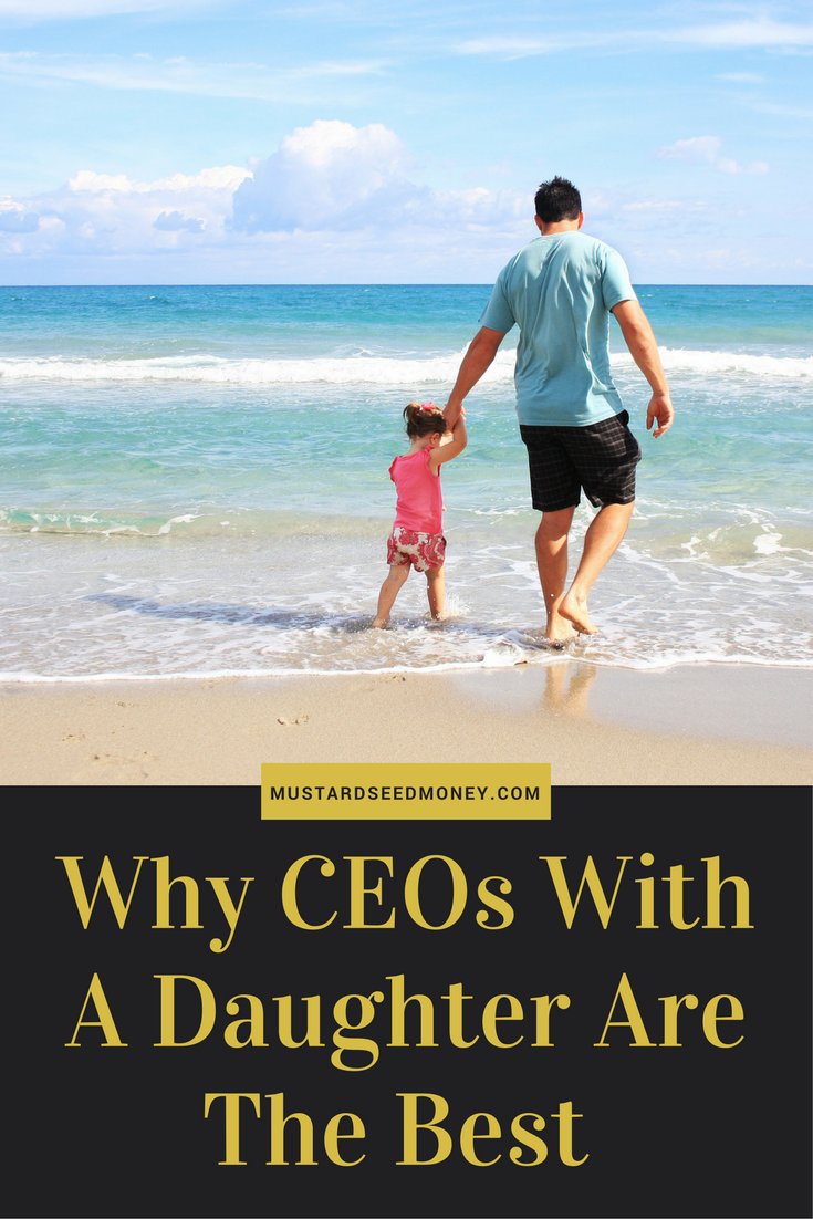How important are your children's genders? Well if you are a CEO, they are very important in regards to salary amounts and politics. Click to learn more!