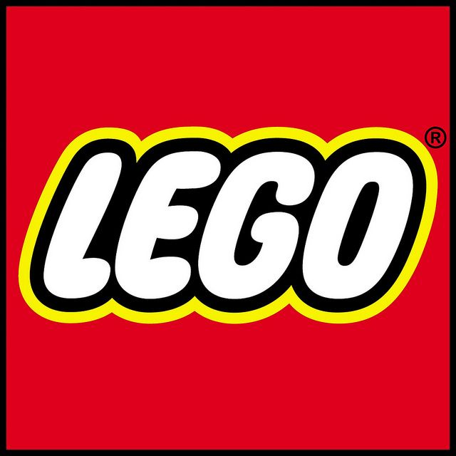 Lego Logo: font for the party