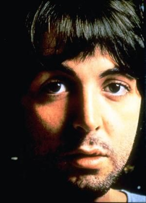 Paul Mccartney White Album Portrait My Absolute