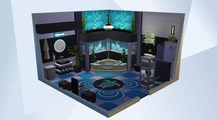 Sims Bambino Bagno : Check out this room in the sims gallery the sims