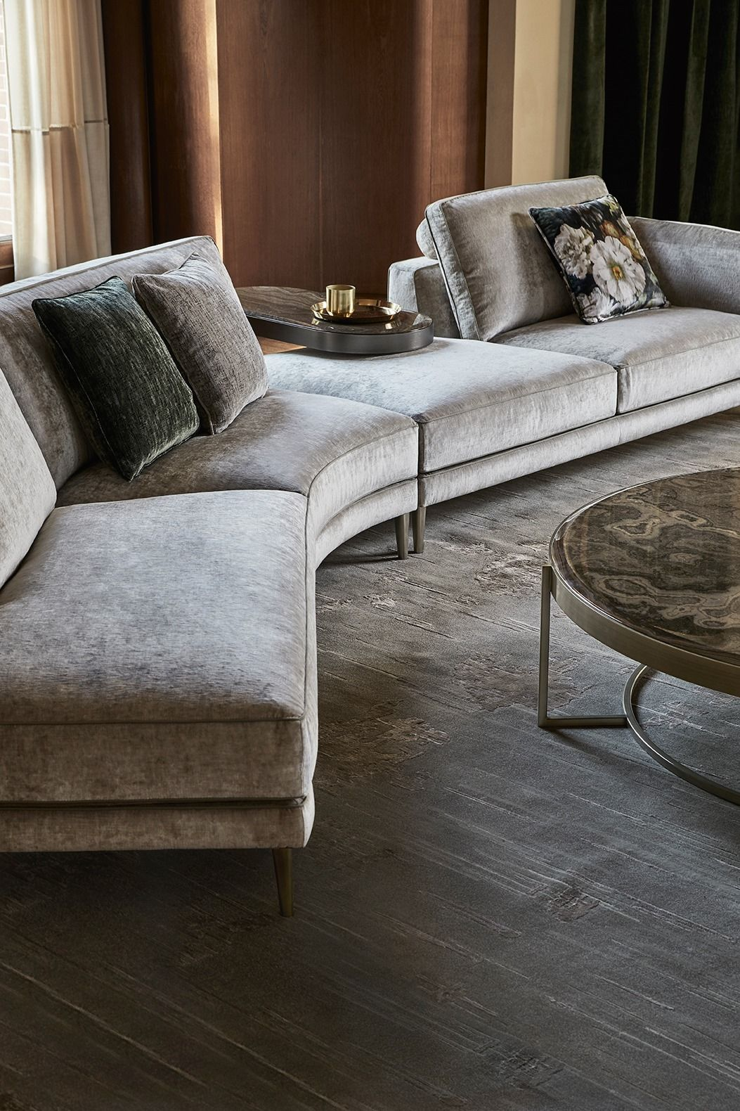 OPERA CONTEMPORARY: FERDINAND #sofa Contemporary design ...