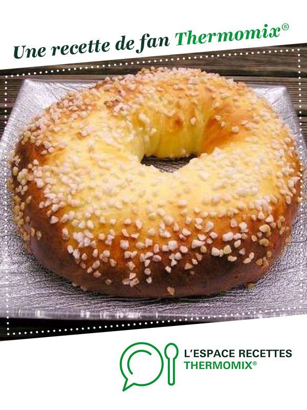 Gâteau des rois #monsieurcuisineconnectrecettes