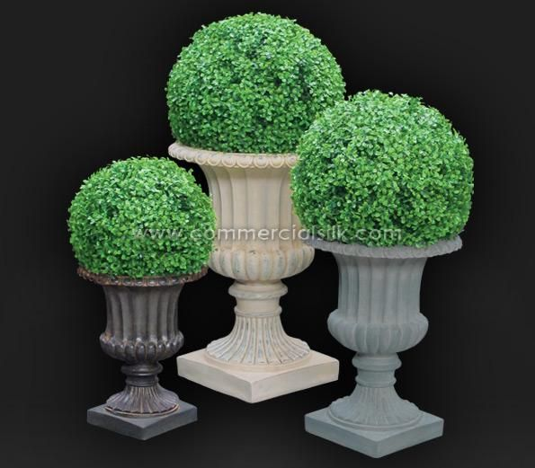 "Decorative Boxwood Balls Artificial Boxwood Balls  25"" H 38"" H 32""h  Decorative"