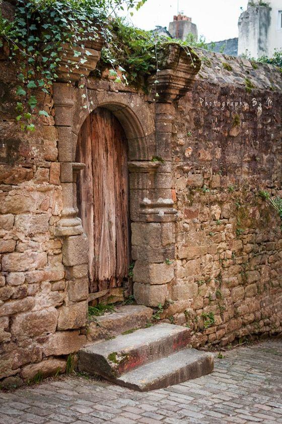 Old door stock photo Architectural elements, Secret