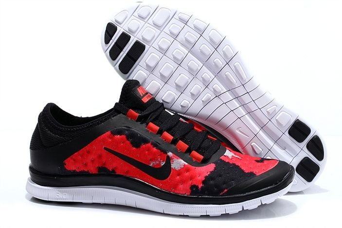 pretty nice ab55d 0eb09 Nike Free Run 3.0 Black V7 Shoes