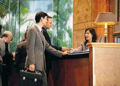 The Skills Objectives Of A Job As A Front Desk Supervisor English Study Front Desk Job