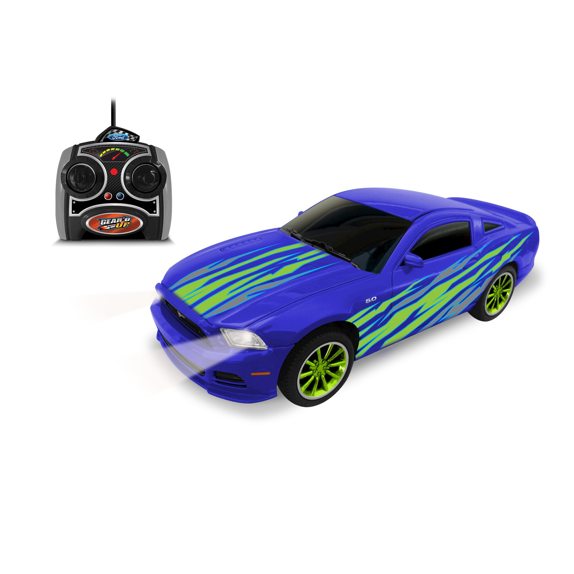Jam'n Products Gear'd Up Ford Mustang GT Remote Control
