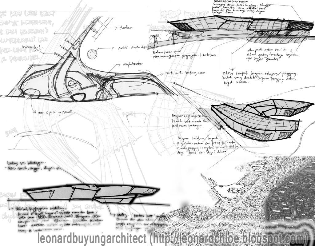 Architecture design architecture design concepts konsep for Contemporary architecture design concept