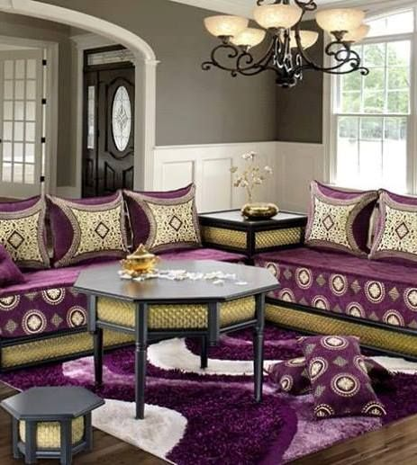 Living room arabian style oriental decor pinterest living rooms room and moroccan for Arabian inspired living room