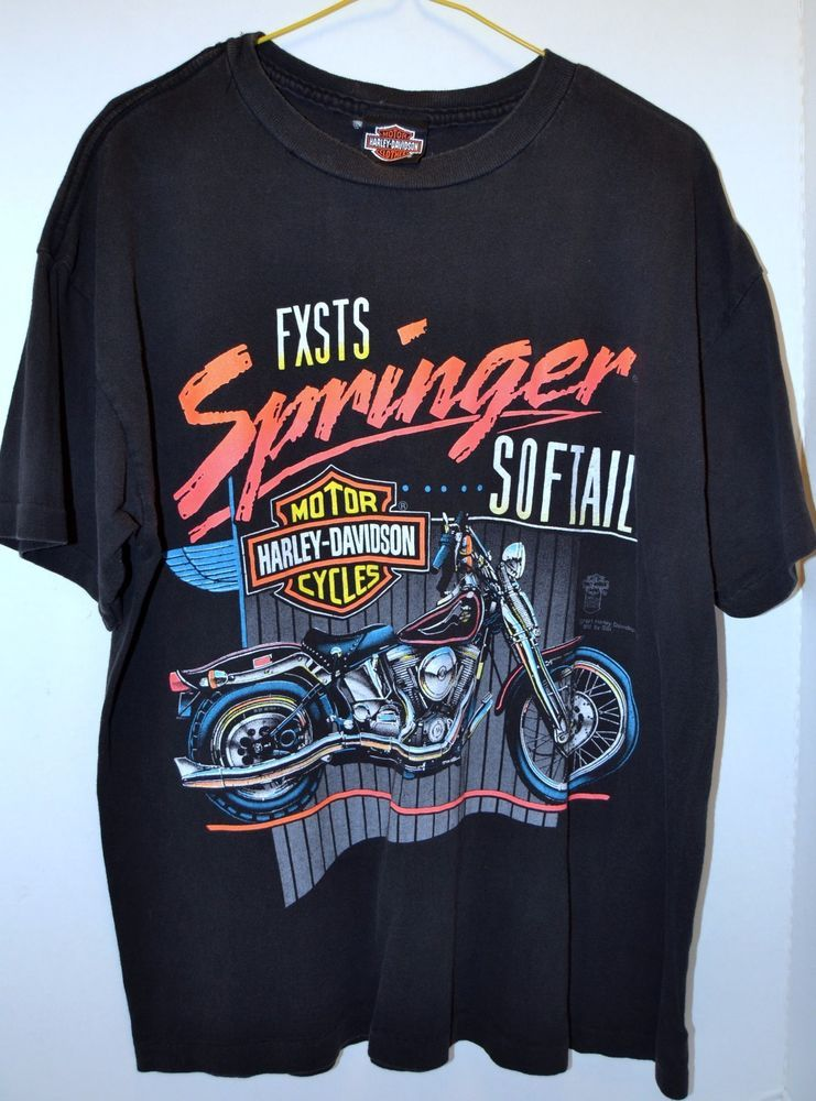 Large Vintage Tee Wichita Kansas Clothes Motorcycle Fashion Vintage Clothing Biker 1998 Harley Davidson Tanktop Streetwear