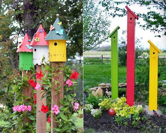 50 Ideen Fur Diy Gartendeko Und Kreative Gartengestaltung Garten Deko Diy Gartendekoration Diy Gartendeko