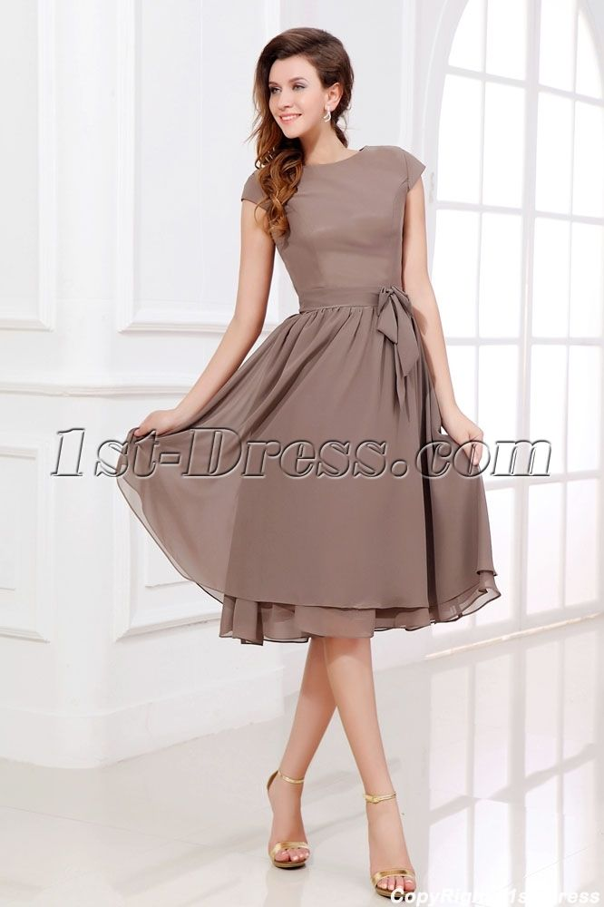 Short Length Mother Of The Bride Dresses - Ocodea.com