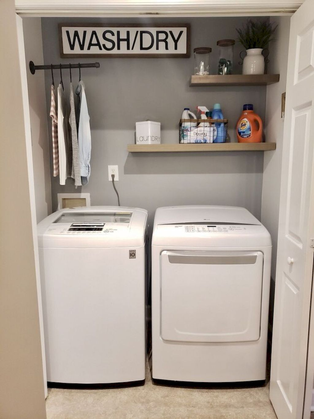 40 inspiring simple and awesome laundry room ideas on effectively laundry room decoration ideas easy ideas to inspire you id=63057