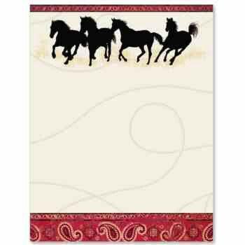 All the Pretty Horses – paper