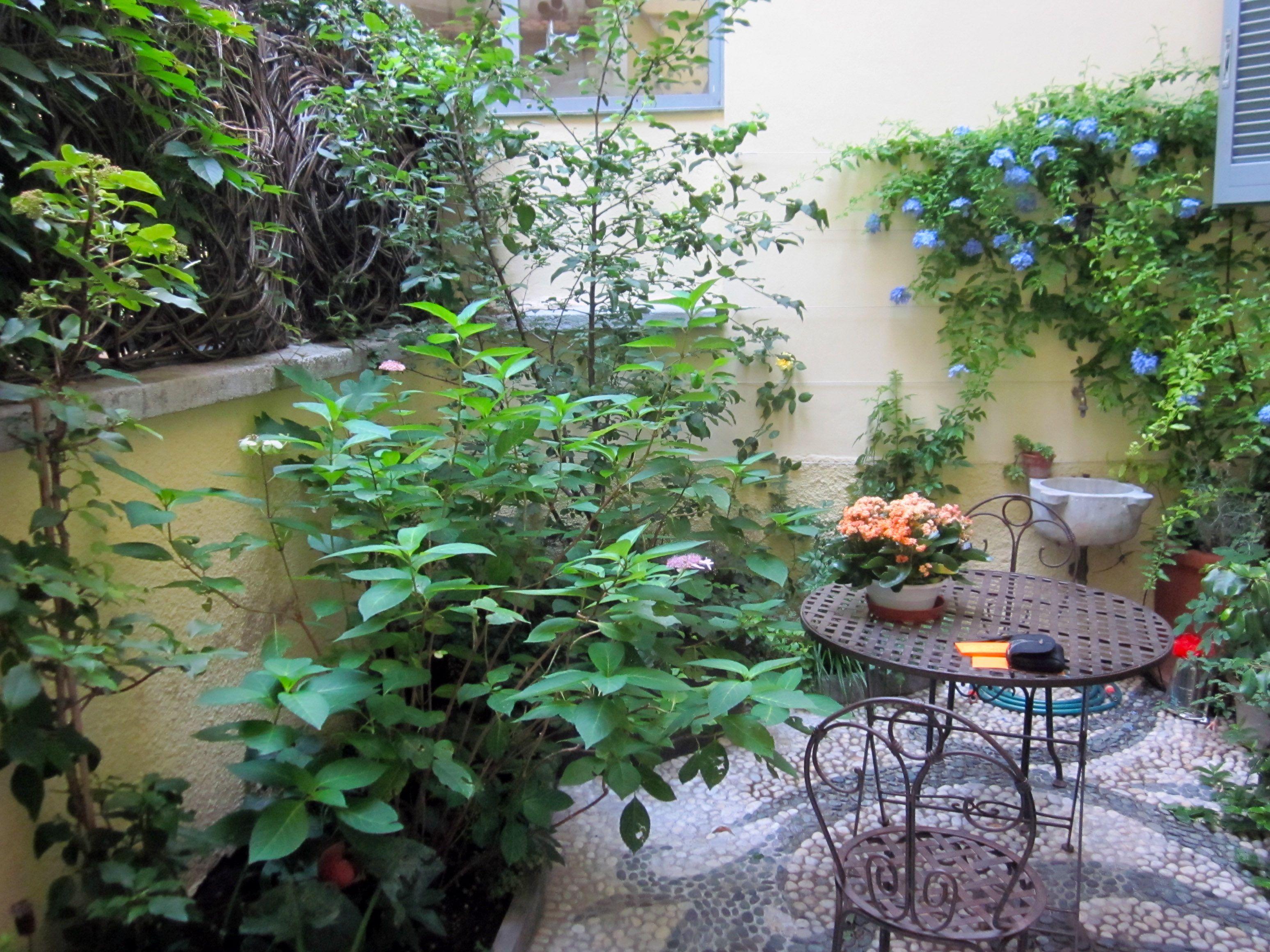 Giardino urbano   Terrazzi e Giardini   Pinterest