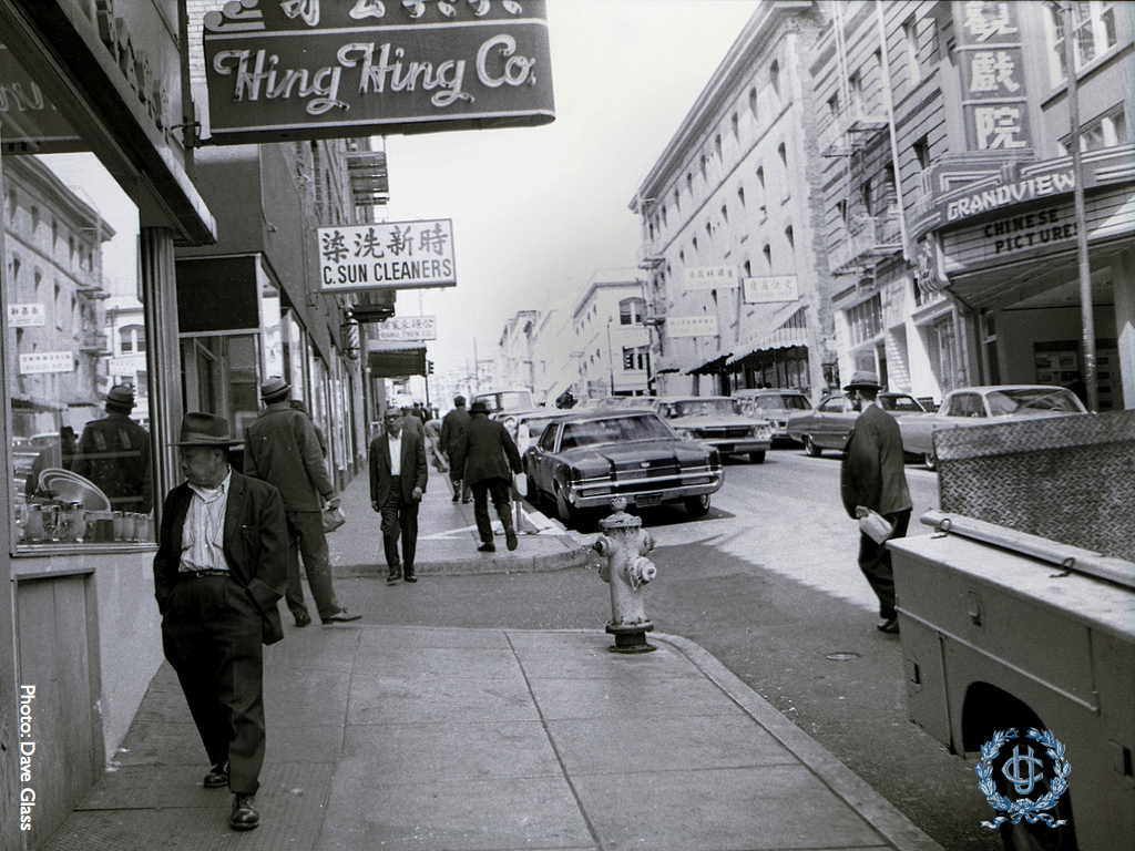 Jackson Street Chinatown San Franciscou20141969 httpwwwamazoncomdpB00GLVP9O4