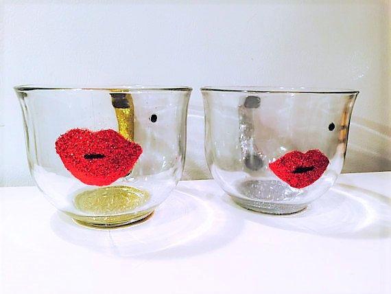 Glitter glass mug student gift glam mug cosmetologist gift glitter glass mug student gift glam mug cosmetologist gift easter gift for negle Gallery